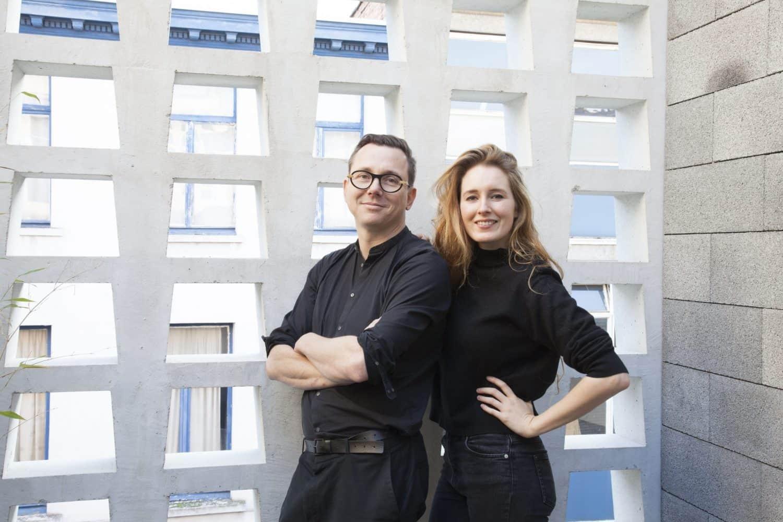 groepsfoto Averechts architecten
